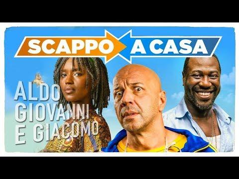 Preview Trailer Scappo a casa, trailer ufficiale della commedia con Aldo Baglio