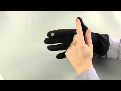 Smartphone-Handschuhe im Test - iPhone & iPad - HD Review