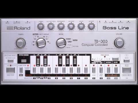 Oldschool Chicago Acid House 60min mix 1986-1989 HOUSE NATION (видео)