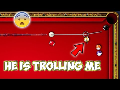 8 Ball Pool - HE IS TROLLING ME (got his life lesson) - K's Road to Billion ALL in ONE only Ep#8