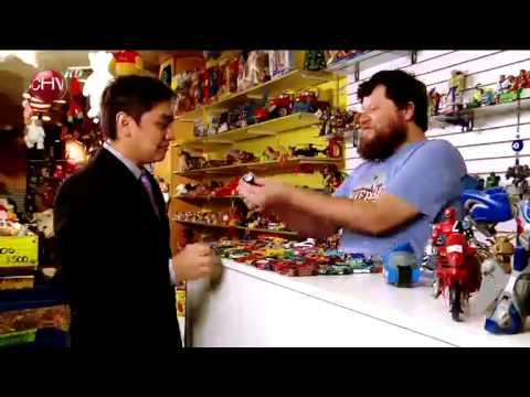 La juguetería: Quiero la espada láser