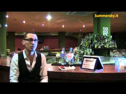 Intervista al barman Ciro Adriano de Georgio