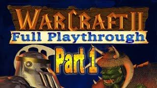 Nonton Warcraft 2 Full Playthrough Part 1   Tides Of Darkness   Beyond The Dark Portal Film Subtitle Indonesia Streaming Movie Download