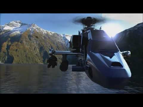 5.1 Surround Sound Test 'The Helicopter' HD
