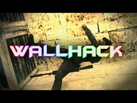 Counter strike 1.6 wall hack [Simple and Easy] HD
