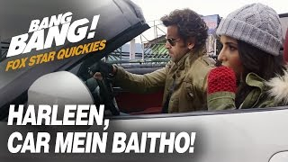 Video Fox Star Quickies : Bang Bang - Harleen, Car Mein Baitho! MP3, 3GP, MP4, WEBM, AVI, FLV Mei 2017