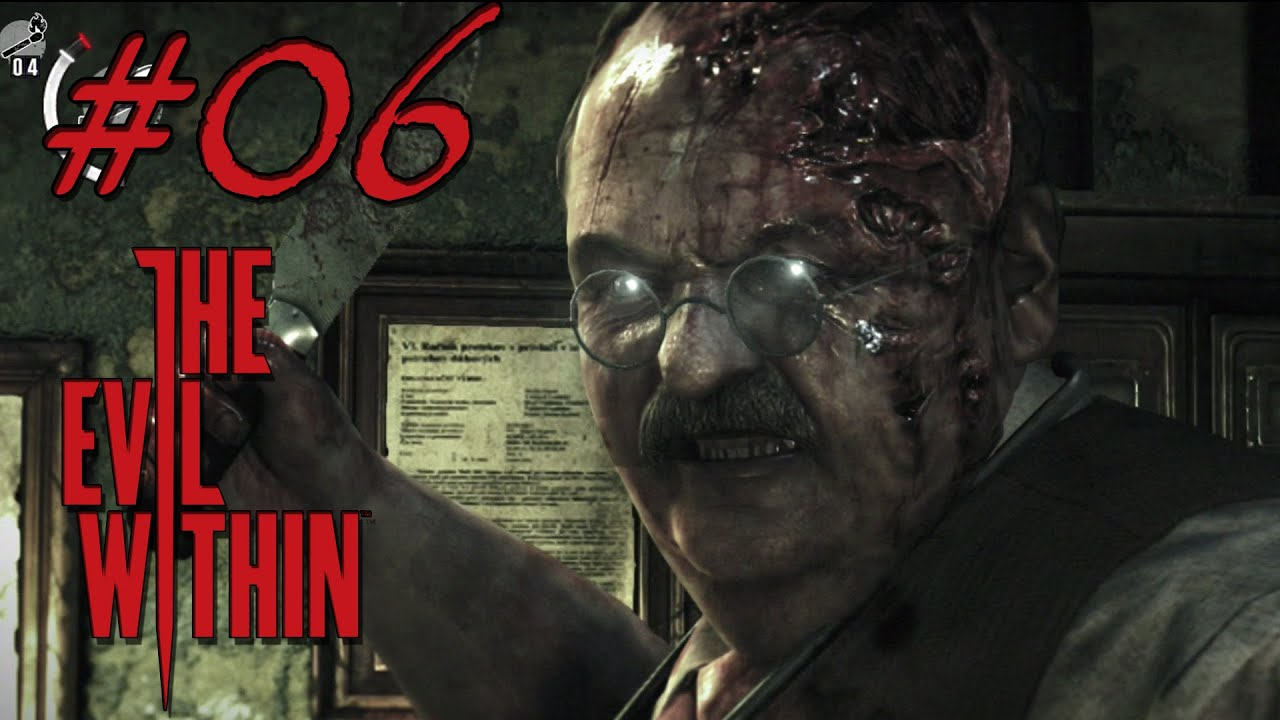 [Let's Play] The Evil Within – 06 – Arztbesuche