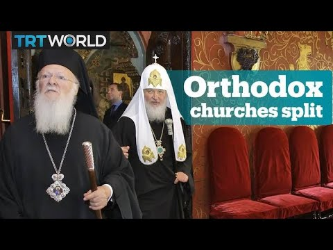 Russian Orthodox Church severs links with Orthodoxy's leader