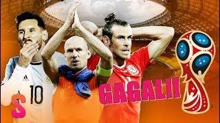 Download Video Pemain Bintang yang dipastikan Absen di Piala Dunia Rusia 2018 MP3 3GP MP4