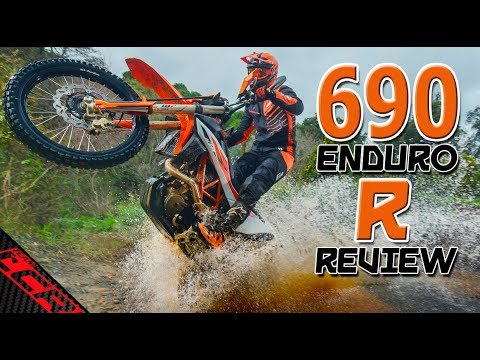 2019 KTM 690 Enduro R Review | Enduro Abilities On Your Daily Commuter?