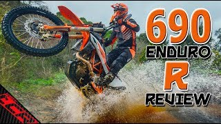 6. 2019 KTM 690 Enduro R Review | Enduro Abilities On Your Daily Commuter?