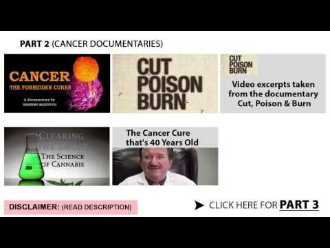 IF YOU HAVE CANCER, WATCH THIS!!!