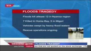 Migori and Homabay floods leave a total of 12 people dead