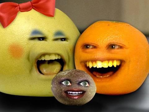 Annoying Orange - Grapefruit\'s Revenge