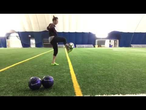 Elite Soccer Training Tips with Coach Rianna Part 2