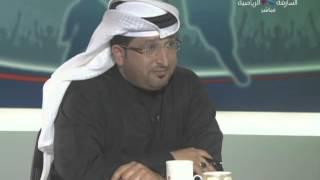 استضافة طاقم قناة العين تي في على قناة الشارقة