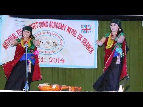 (Ngai Nasari ||Yumpo Deurali Movie Song || Nepali Dance Live in UK...4 min, 23 sec.)