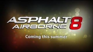 Asphalt 8: Airborne E3 Trailer