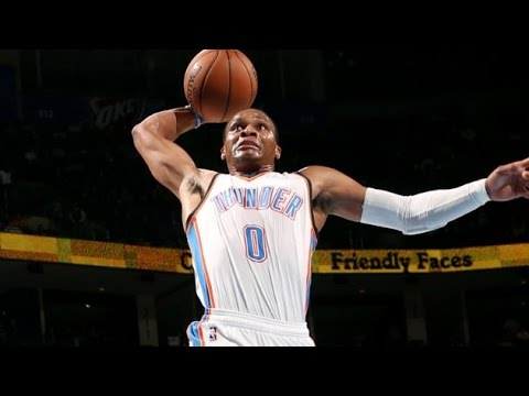 Video: Russell Westbrook leading OKC: The Starters Favorite Storylines