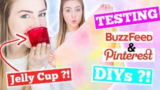Video Testing Pinterest and Buzzfeed DIYs ! MP3, 3GP, MP4, WEBM, AVI, FLV Desember 2018