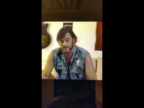 Ask Lemmy : Advice for a Black Kid Who Likes Metal