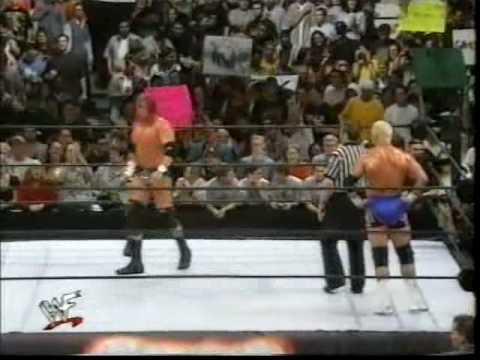 -~- WWF -~- \\\\Heat// 18th June 2000 -- Part 8 - 9 (видео)