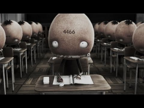Children - The work of my school days. 3DCG Animation by 3dsMax. Trident Computer College of Information Technorogy http://computer.trident.ac.jp/index.html トライデントコンピュー...
