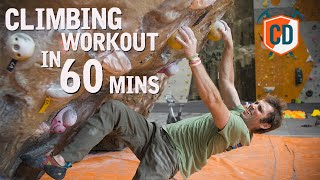 How To Train Efficiently For Climbing In Your Lunch Break | Climbing Daily Ep.1518 by EpicTV Climbing Daily