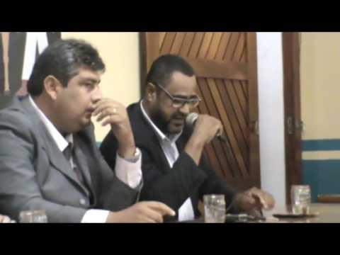 Vereador Sargento Ferraz é empossado em Camacan