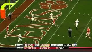 Andre Ellington vs NC State (2012)