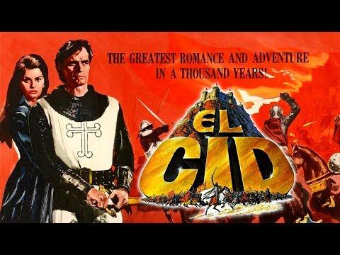 El Cid 1961 Trailer