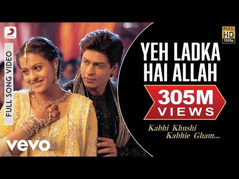 Yeh Ladka Hai Allah - Kabhi Khushi Kabhie Gham (2001)
