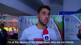 Tunisia left back Scander Zaied is the top scorer of the IHF Men's Junior World Championship with 47 goals. Take a look at his...