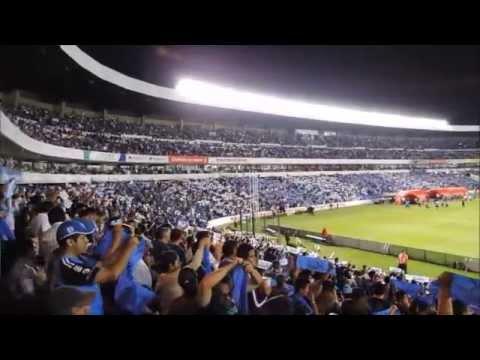 Gallofan | Gallos Blancos 1-0 Jaguares: Mosaico y Gol inolvidables. Estamos en liguilla! - La Resistencia Albiazul - Querétaro