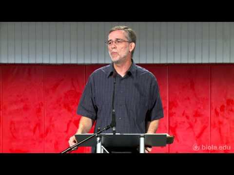 Ken Berding: Warum war Paul so leidenschaftlich wegen dem Evangelium? - Biola Kapelle