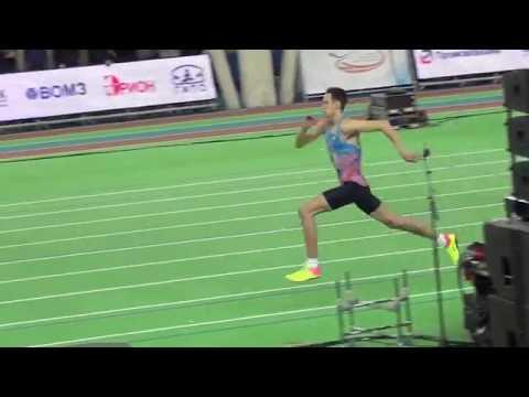 Данил Лысенко показал лучший результат сезона в мире на рождественских стартах в Екатеринбурге 7.01.2018
