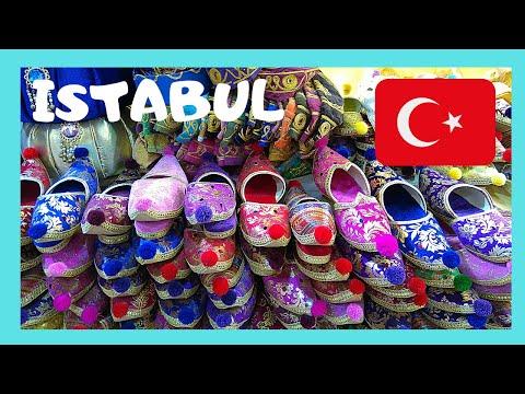 Grote Bazaar van Istanbul