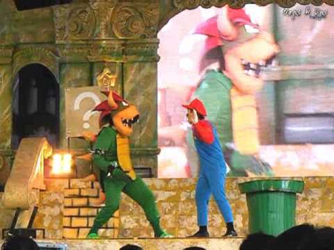Oishi Cosplay Fantastic 7 World Cosplay Summit 2013 – Team 2 : Super Mario