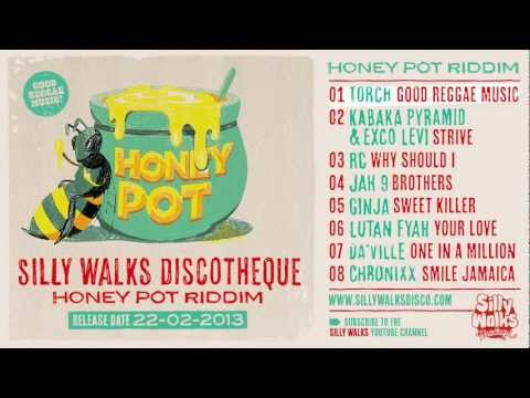 HONEY POT Riddim Megamix - Prod. By Silly Walks Discotheque