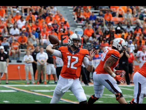illinois - Postgame highlights of Illinois' 28-17 win over Youngstown State on Aug. 30, 2014. Sophomore quarterback Wes Lunt threw four touchdown passes in the Fighting Illini victory.