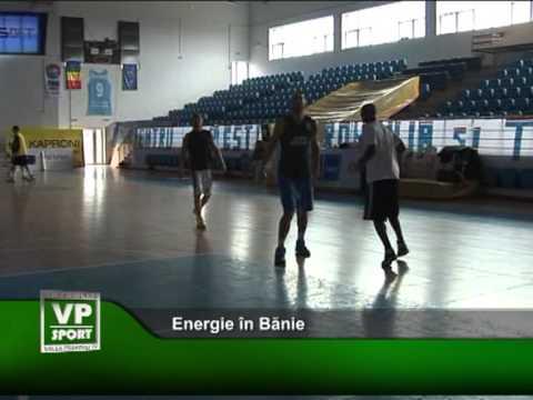 Energie în Bănie
