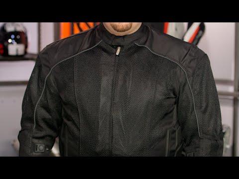 Power Trip Gauge Jacket Review at RevZilla.com