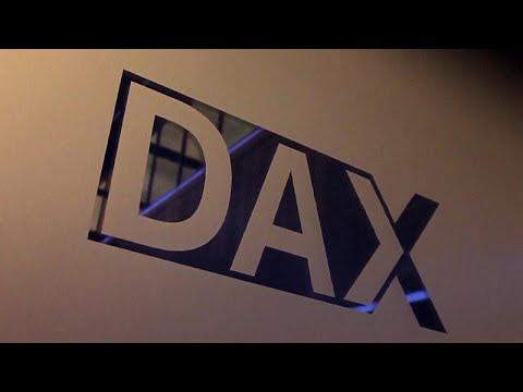 Der Dax stürzt auf unter 10.000 Punkte ab