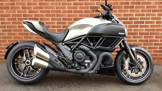 3. Ducati Diavel Titanium, www.ridersmotorcycles.com, stk# 21430