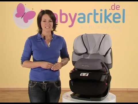 CYBEX Pallas - Kindersitz Gr.1/2/3 | Babyartikel.de