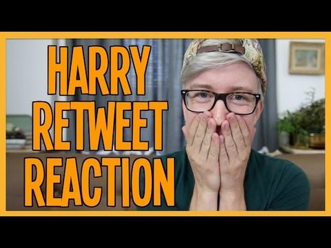 HARRY STYLES RETWEETED ME | Tyler Oakley
