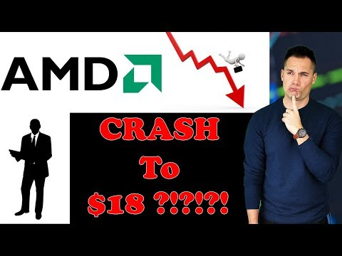 Analyst Says AMD Stock Will CRASH To $18 !!! - (My Response & Q3 Earnings Discussion)
