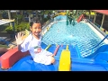 Children's Pool Waterboom