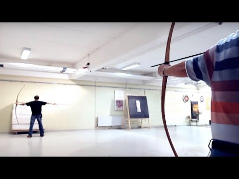 Video: Video: Amazing Archery! Speed Shots, Midair Arrow Splits, More