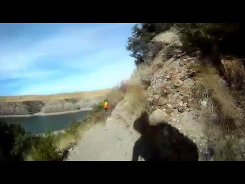 South Shore to Lost Fork Loop - Rivers Edge Trail Mountain Bike Trail ...